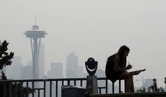 Seattle's Air Is Even Dirtier Than Beijing's,  But Relief Is Coming