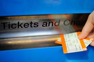 Rail fare protests to be held in Edinburgh and other UK stations over 3.5% price rise