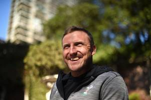 The Hadleigh Parkes interview: Wales' adopted star on being 'taken in' by a nation, playing with a broken finger and getting married