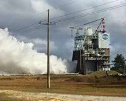 RS-25 Engine Tests Modernization Upgrades