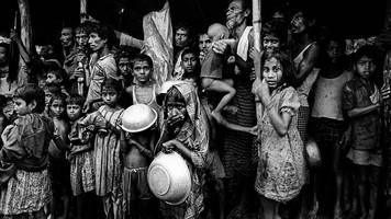 shahidul alam: jailed journalist's powerful photos of bangladesh