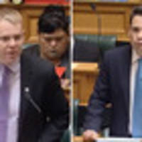 Simon Bridges called 'chauvinistic pig' during Question Time by Education Minister Chris Hipkins