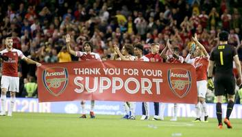 arsenal outcast set to bring gunners nightmare to an end with serie a switch