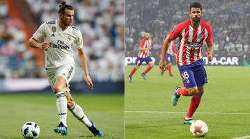 LIVE: Real Madrid, Atletico Madrid Clash for UEFA Super Cup