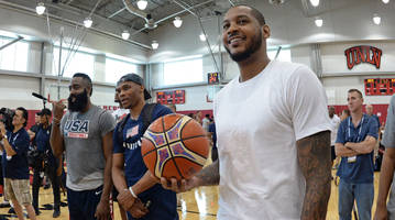 will carmelo anthony fare better without russell westbrook?