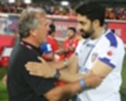ISL: Club owners show South American head coaches the red card