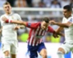 'there are no excuses' - casemiro won't blame ronaldo or lopetegui after super cup loss