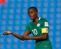VIDEO: Falconets crash out of World Cup