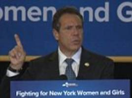 cuomo, on trump slogan: america 'was never that great'