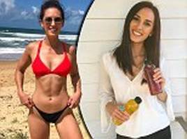 dietitian shares the exact daily meal plan to follow to melt unwanted kilos from your body fast