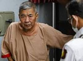 Malaysian drug dealer 'Iceman' sentenced to death for narcotics network in Southeast Asia
