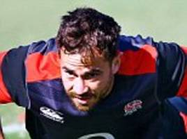 danny cipriani has shot himself in the foot once too often... enough is enough
