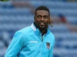 emmanuel adebayor was one of the premier league's most controversial characters