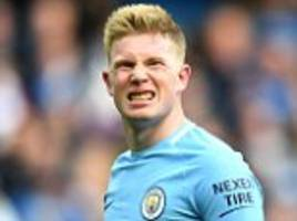kevin de bruyne admits he lost patience with jose mourinho at chelsea