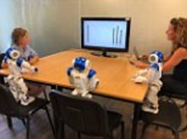 robots have the power to 'significantly influence' children's opinions, scientists warn