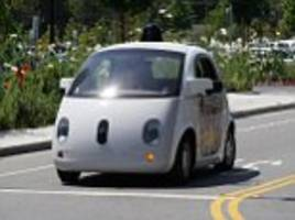 Would you buy a self driving car? Researchers find nearly half of all Americans WON'T
