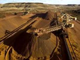 rio tinto hires bankers to sell its £4.7bn canadian iron-ore operations