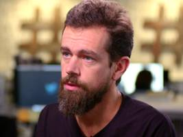 twitter ceo jack dorsey doubles down on his criticism of facebook and youtube while defending alex jones' right to keep tweeting (twtr)