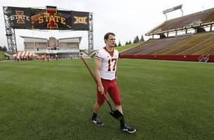 iowa state qb kempt embraces top job after long road to ames