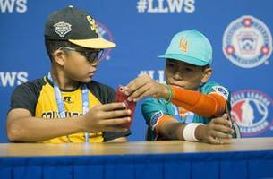 Little Leaguers connect with Translate, Fortnite, Facebook