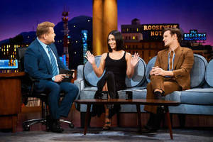james corden and matt smith don't get halloween at all and vanessa hudgens is personally offended (video)