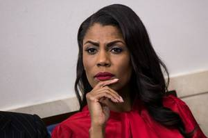 Omarosa Shares Secret Tape of $180,000 Offer to Work for Trump Campaign After Leaving White House
