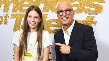 Courtney Hadwin: British teen through to America's Got Talent semis