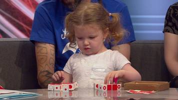 The three-year-old with an IQ of 171