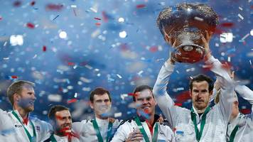 plans to turn davis cup into 18-team season-ending event backed by federations