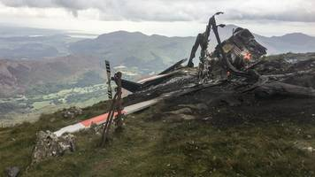 Snowdonia helicopter fire 'an accident waiting to happen'