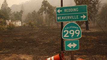 Officials Lift Evacuation Orders In Carr Fire