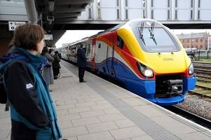 East Midlands Trains service covering Derbyshire shortlisted for a dozen national and prestigious awards