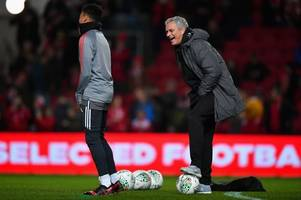 mourinho given shocking manchester united transfer message; courtois tells chelsea star to join him at real madrid; tottenham hotspur star could still leave