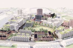 designs unveiled for 2022 commonwealth games athletes' village