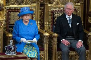 the reason why prince charles may not become 'king charles' when he succeeds queen