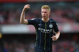Fantasy Premier League 2018/19: Five replacements for Manchester City's injured Kevin De Bruyne