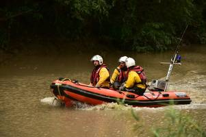latest on search for missing gloucester man: police called to 'false alarm' reports of body in river severn