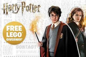 FREE Harry Potter LEGO coming at special Smyths Toys event