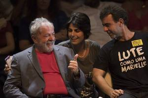 Brazil's Lula Launches Presidential Bid From Prison