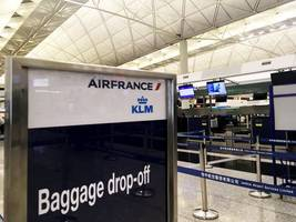 France backs Canadian for Air France-KLM CEO job as board meets