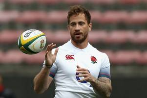 Rugby star Danny Cipriani pleads guilty to assaulting female police officer and resisting arrest