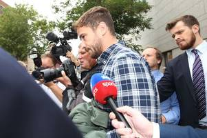 Danny Cipriani pleads guilty to assault after female police officer injured