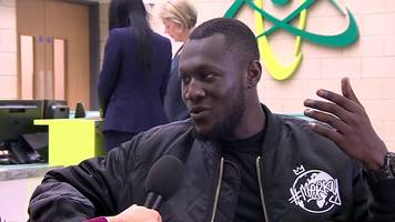 Musician Stormzy on why he's funding university scholarships