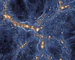 Early opaque universe linked to galaxy scarcity