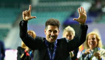 Atletico Madrid Boss Diego Simeone Expects 'Very Hard Season' Despite UEFA Super Cup Win Over Real