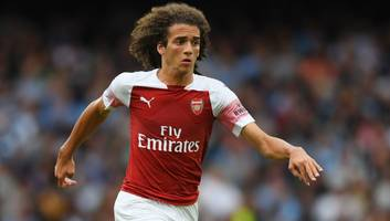 matteo guendouzi reveals surprising former gunners player gave him confidence to choose arsenal