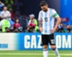 'messi needs to break, to breathe' - argentina absence justified, says maradona