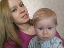 Mother accuses baby's father of killing him by flinging him across the room because he made a MESS