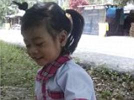 Three-year-old suffocates to death after locked in school bus and forgotten by driver in Thailand