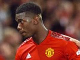 paul pogba never had a fight with me or an exchange of words, says jose mourinho